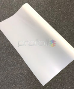Makeready protection film