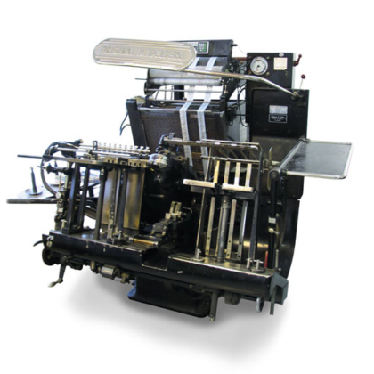 Heidelberg Foiling Machine Parts