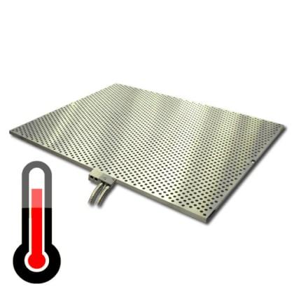 Heidelberg SBD Honeycomb Heater Plate 25 x 35