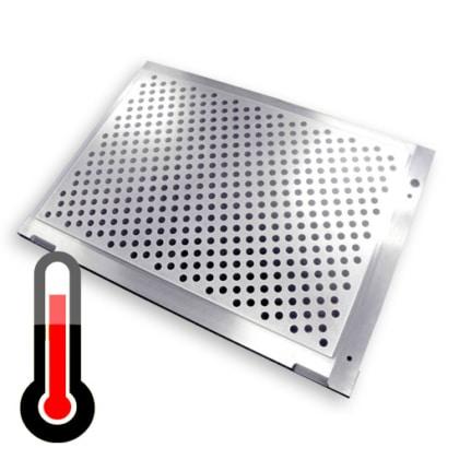 Heidelberg GT/GTP Honeycomb Heater Plate 13 x 18