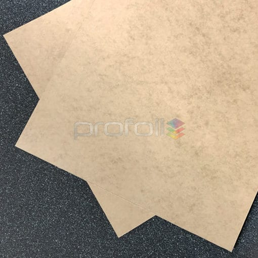 Presspahn Makeready Material