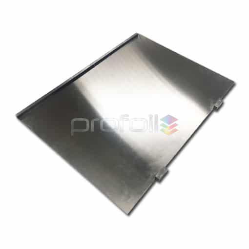Platen cutting creasing plate