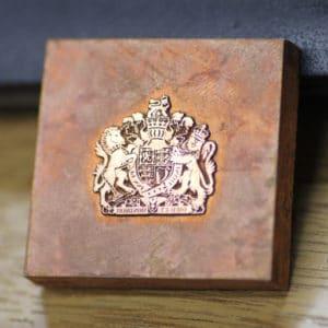 copper foiling block