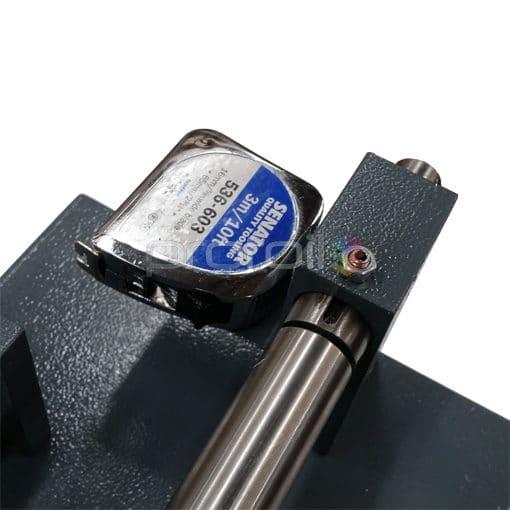 foil cutter measuring guide
