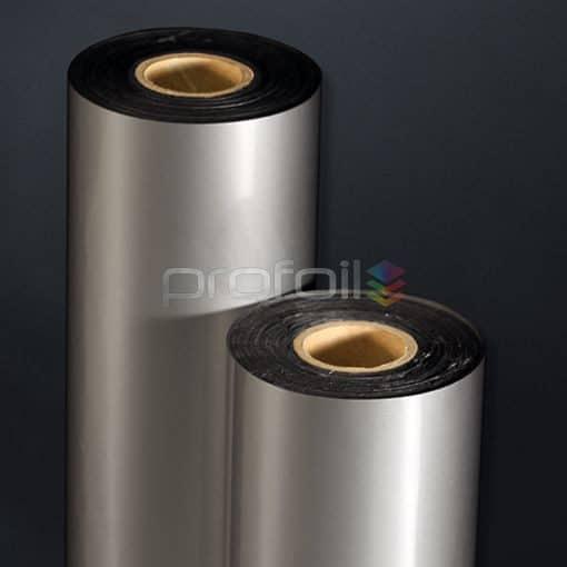 silver matt hot stamping foil