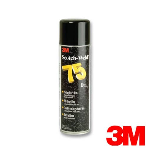 3M Scotch-weld 75 Spray Glue