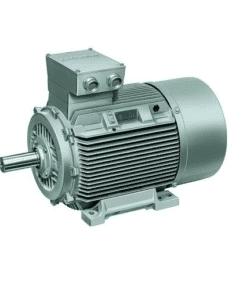 motor platen machine