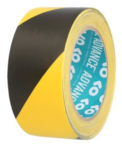 floor marking hazard tape