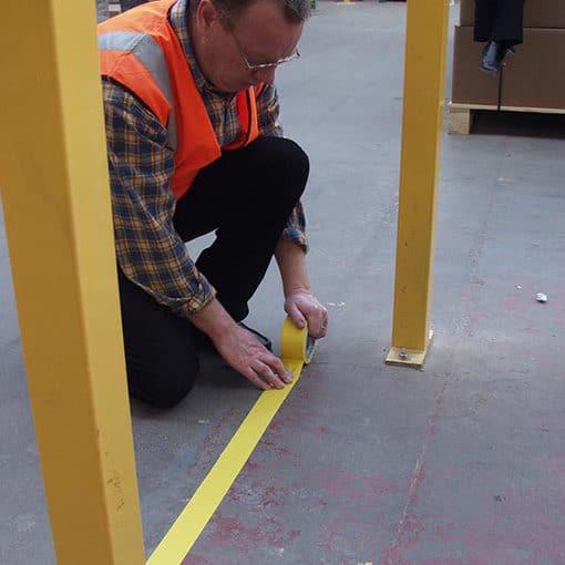 floor lane marking tapes