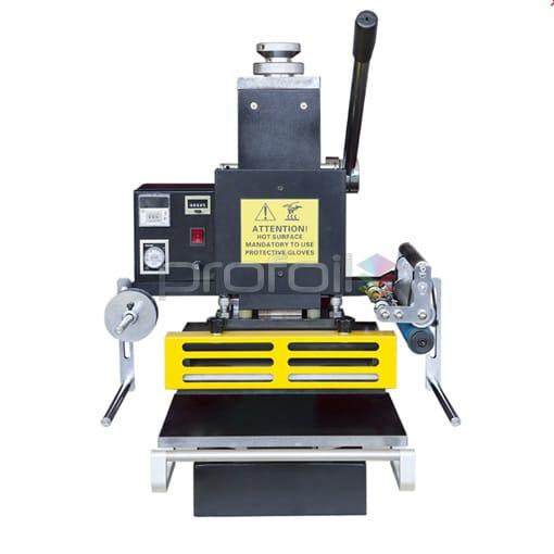 ProPress310 hand blocker foiling machine