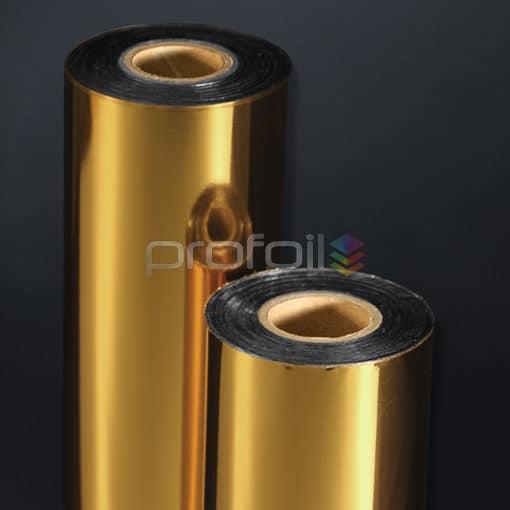 Harvest Gold hot stamping foil