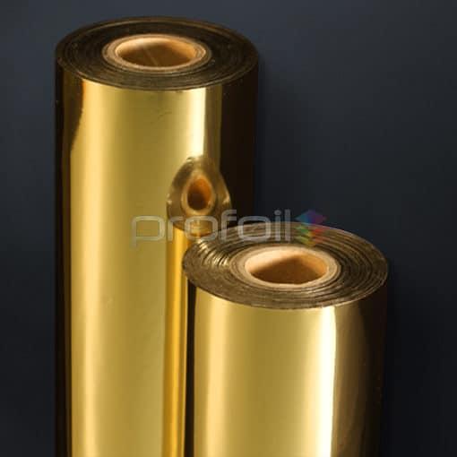old gold hot stamping foil