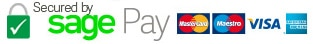 Sage Pay secure payment