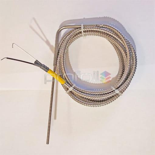 heater plate temperature probe