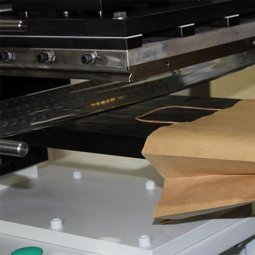 Paper Bag Foil Stamping Machine