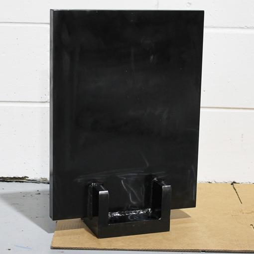 Plastic bag hot foil stamping machine