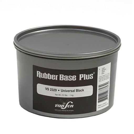Van Son Plus Universal Black 2329 Rubber Base Ink