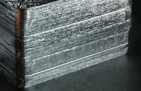 silver gilt edges