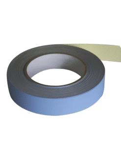Detectortape Blue 25mm