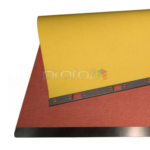 Printguard Yellow Regular Transfer Jacket Anti Marking