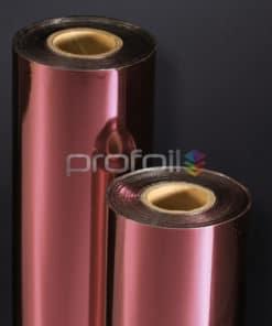 pink metallic hot stamping foil